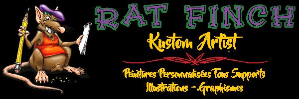 Rat Finch - Kustom Artist