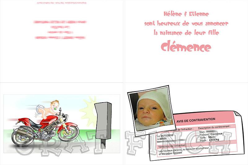 Naissance Clémence