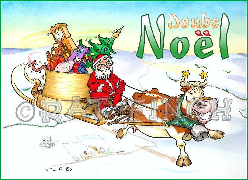 Doubs Noël