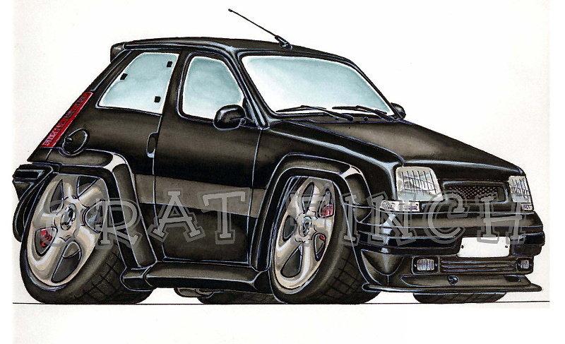 "GT Turbo 16"""