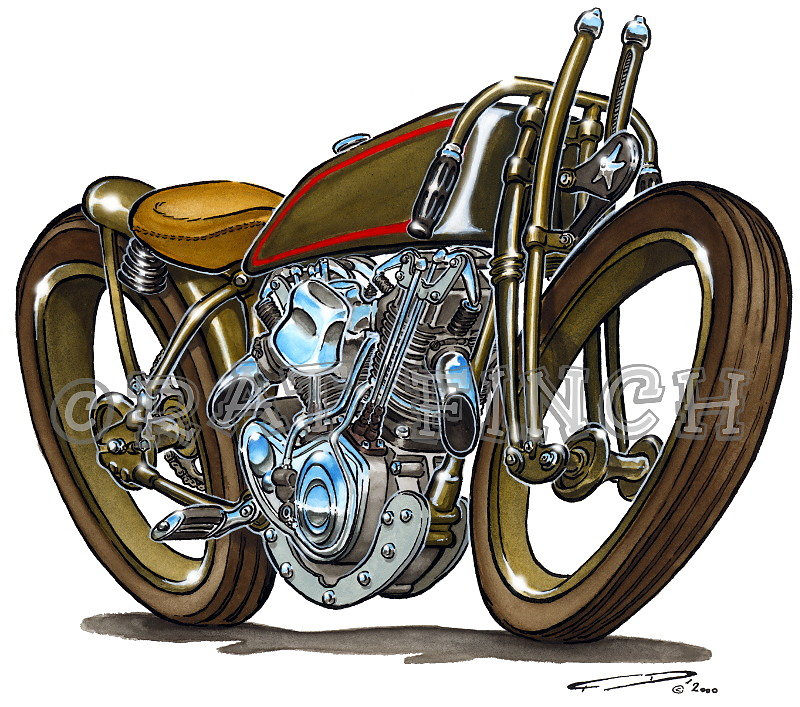 Harley Board Tracker 1926