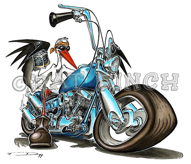 Cigogne Biker