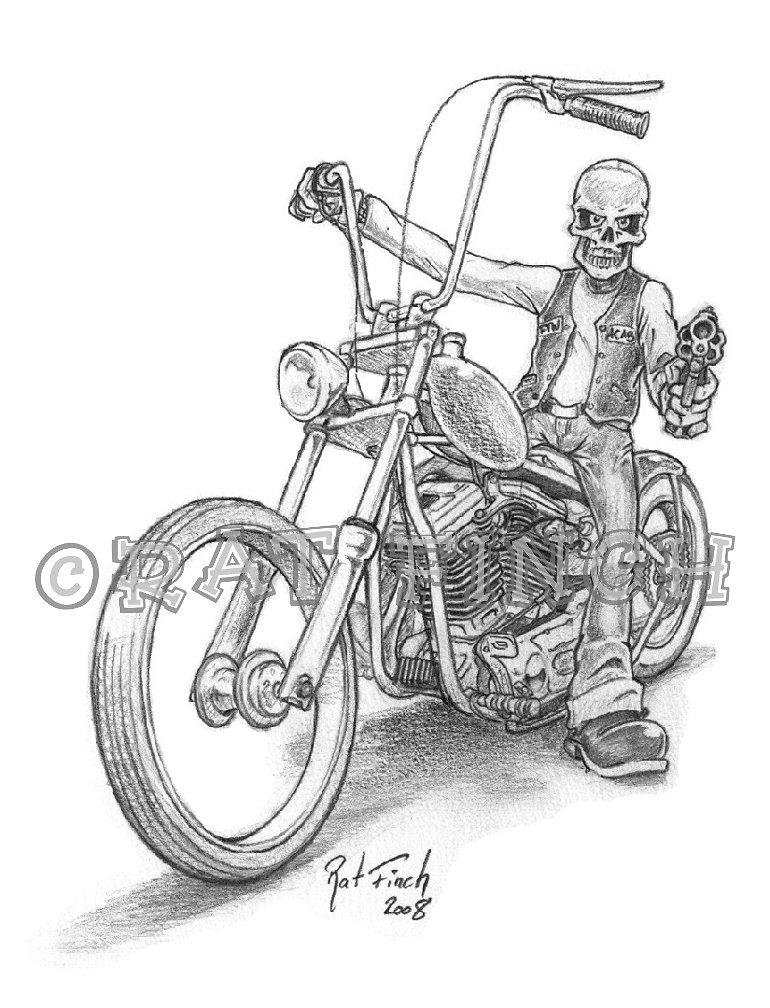Squelette Bandit