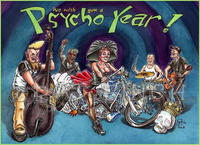 Psycho Year !