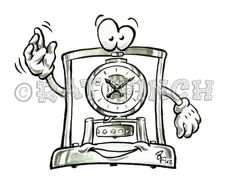 Horloge BD