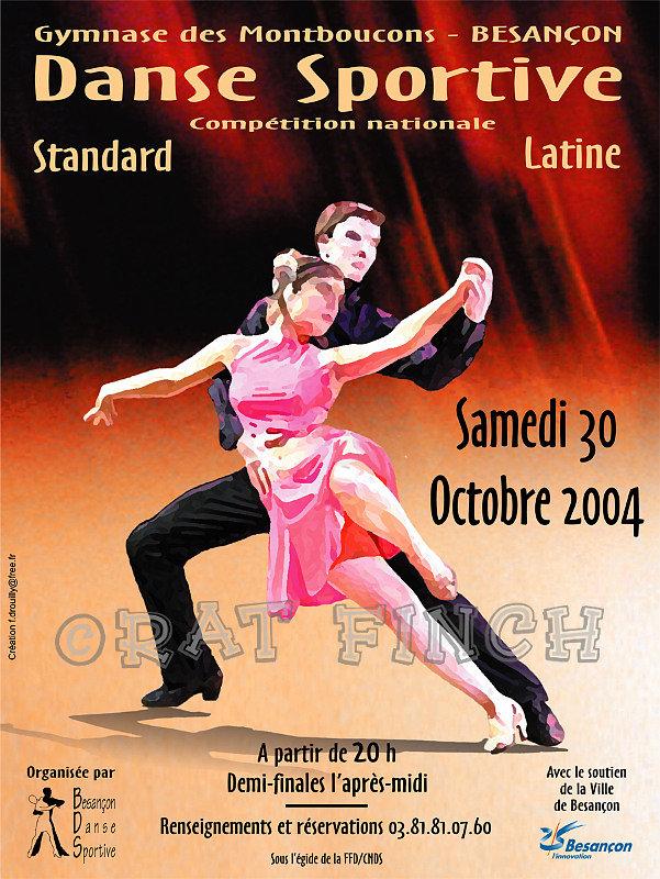 Compétition de danse