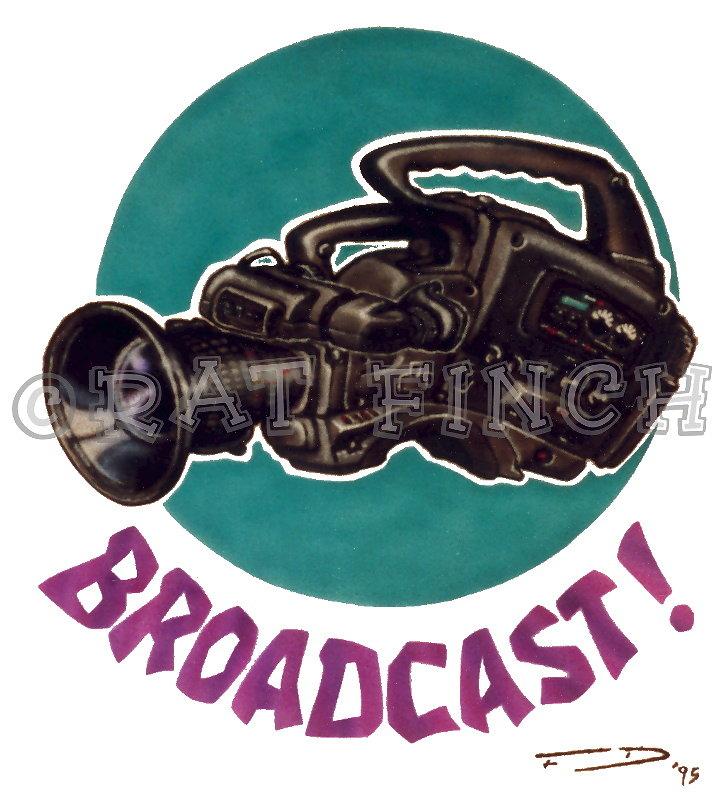 T-Shirt Broadcast
