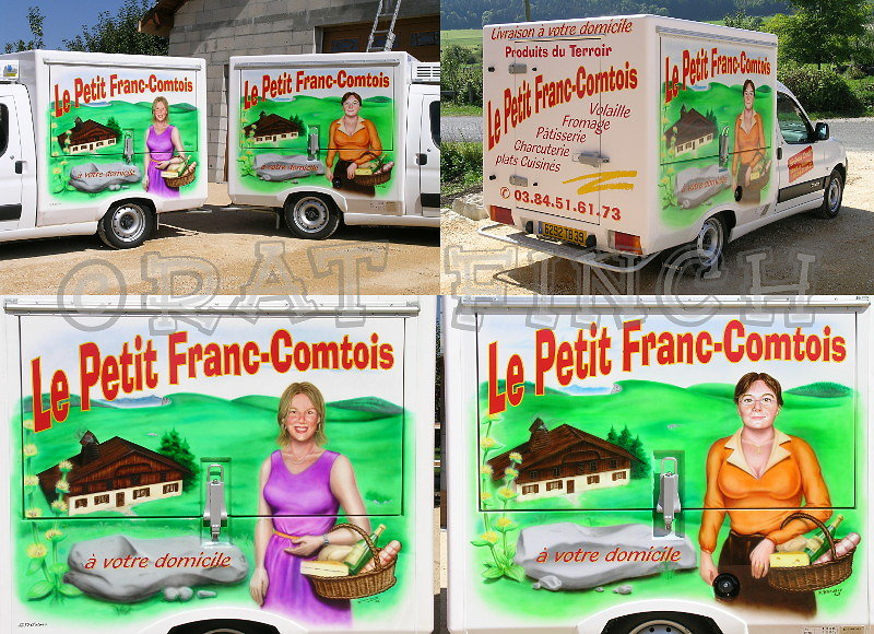 Le Petit Franc-Comtois