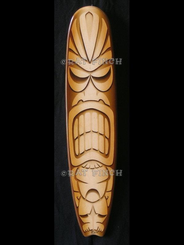 Tiki surf Angry