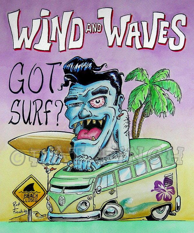 Wind &Waves