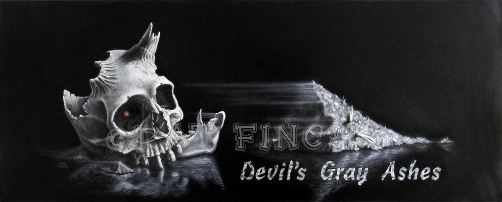 Devil's Gray Ashes
