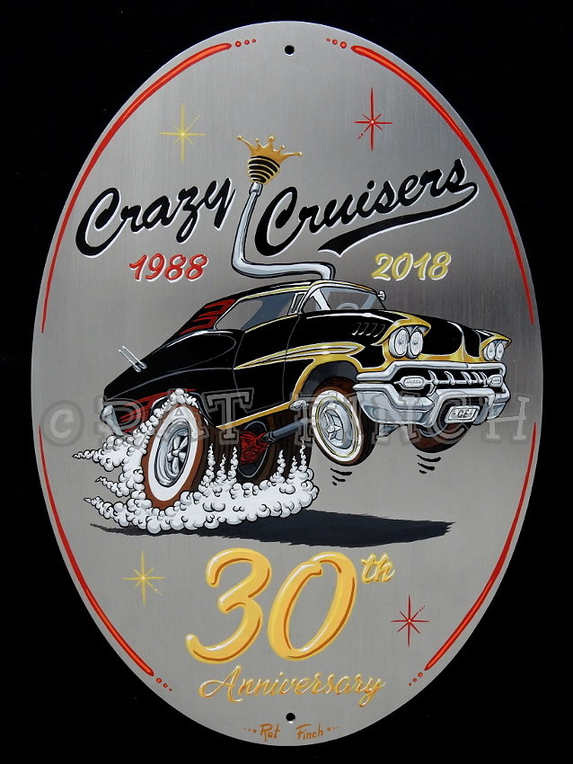 30th Anniversary Crazy Cruisers