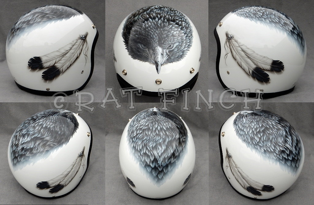 Casque Aigle Royal