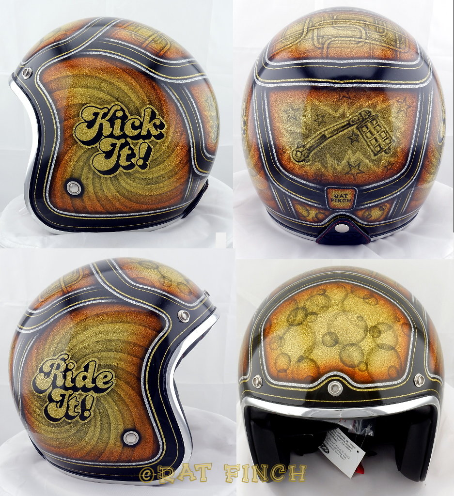 Casque Kick It - Ride It