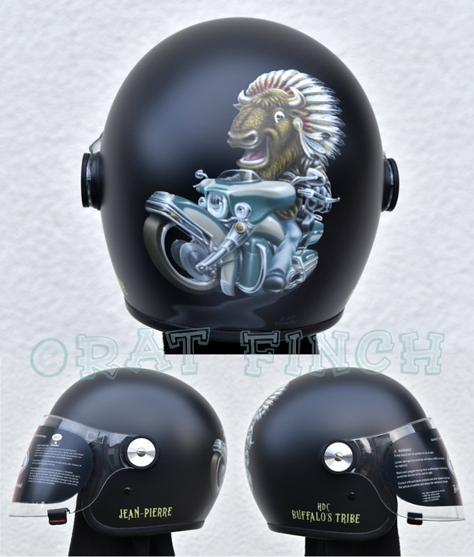 Buffalo's Rider