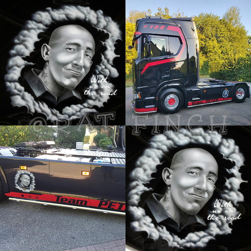 Camion Hommage