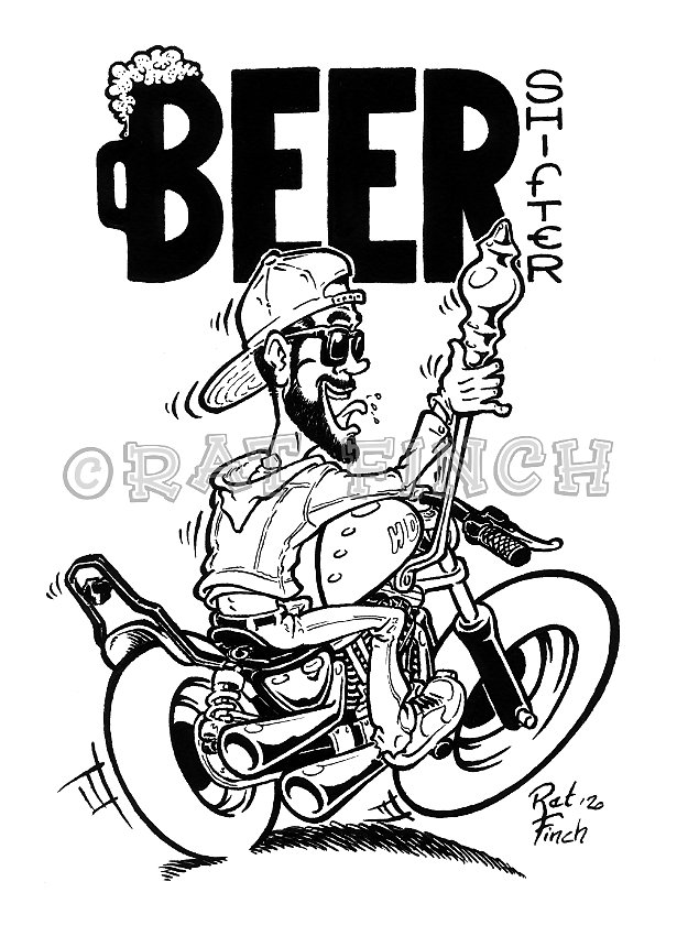 Mopper's Beer Shifter