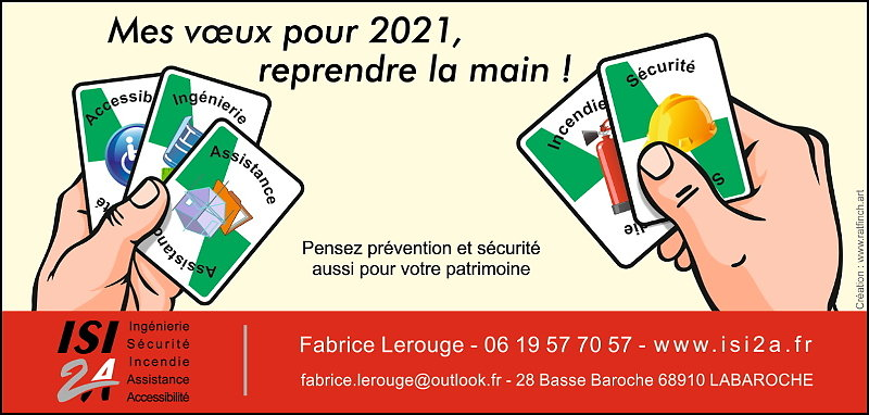 Voeux ISI2A 2021