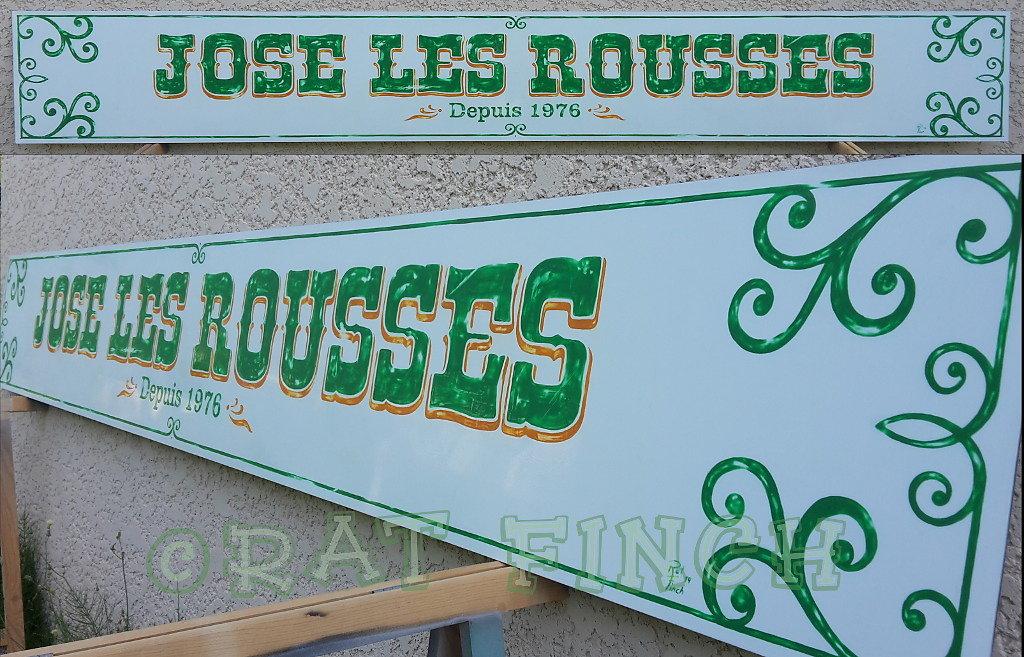José Les Rousses