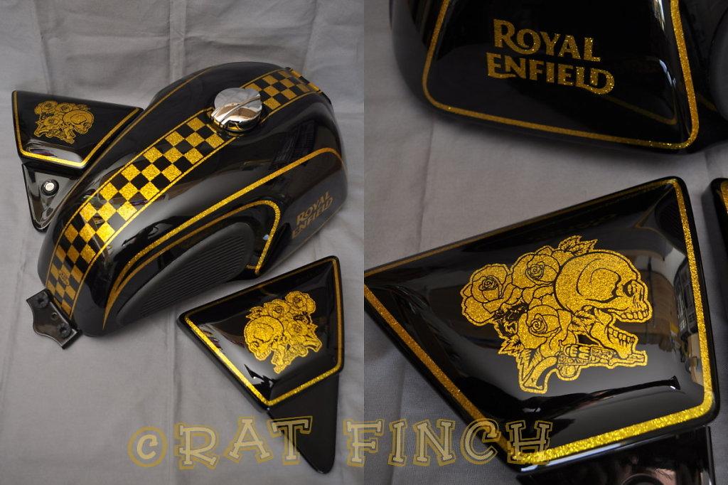 Royal Enfield Continental GT 650